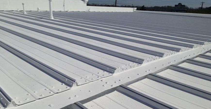 metal roofing east london